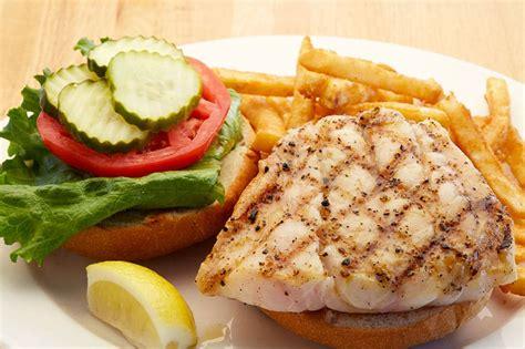 sandwich grouper alfresco menu cafe dunedin fl