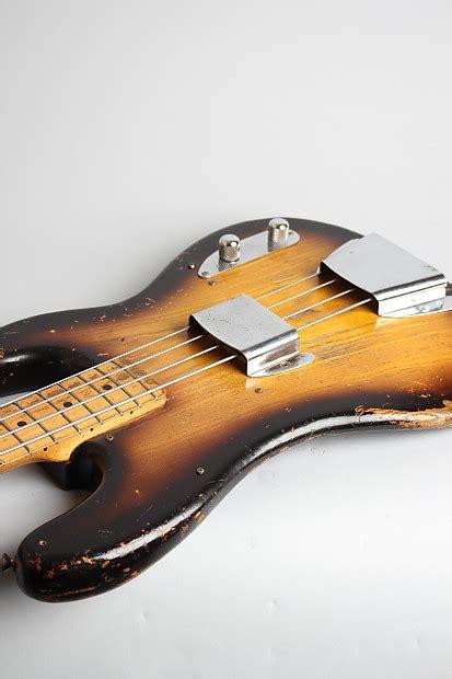 Fender Precision Bass Solid Body Electric Bass Guitar Reverb