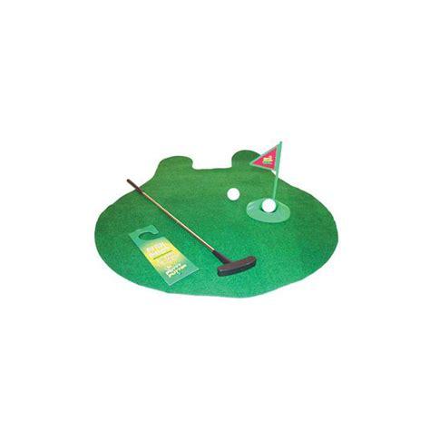 mini golf pour toilettes amusez vous 224 vous entra 238 ner au