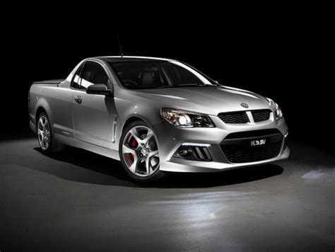 Holden Vehicles by Holden Special Vehicles F 585hp And 740nm