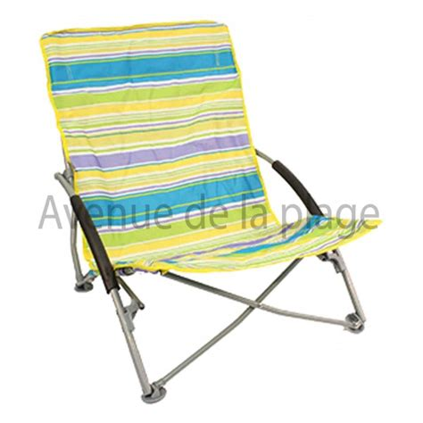 chaise basse pliante plage 28 images chaise basse pliante de plage chaises tabourets chaise