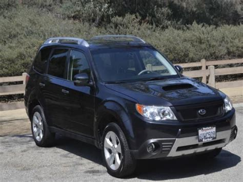 subaru forester touring xt find used subaru forester xt touring wagon 4 door in san