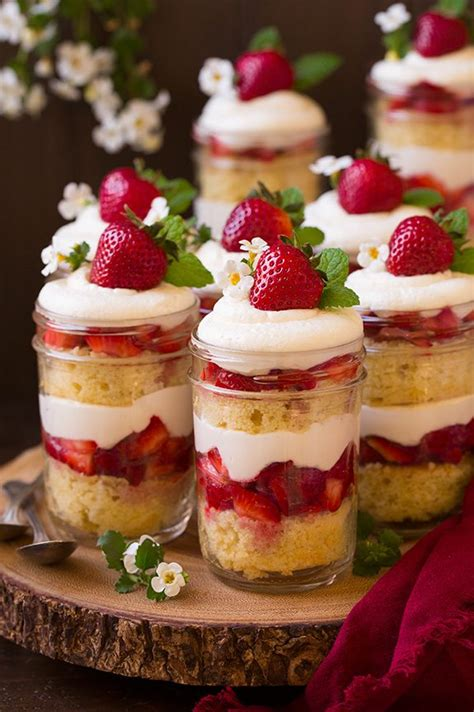 trifle ideas strawberry shortcake trifles cooking classy