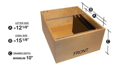 bottom mount drawer slides the drawer depot