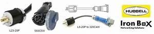 Nema Locking To Iec 60309 Plug Adapters