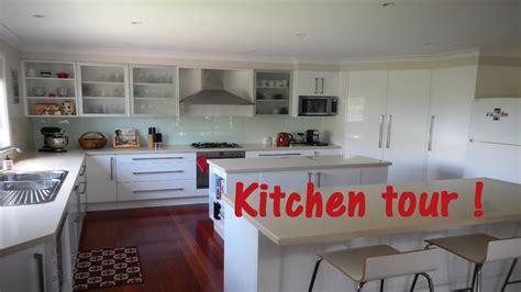 Kitchen Tour!  Youtube