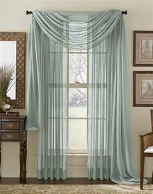 Jcpenney Sheer Grommet Curtains by Platinum Voile Flowing Sheer Wide Width Panel