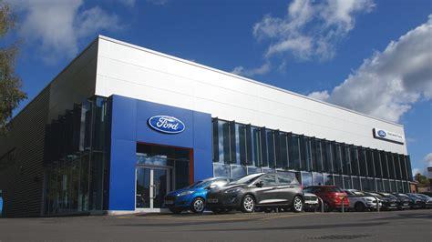 Hartwell Ford Car Dealership