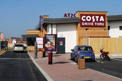 All returns of unused products. Costa Coffee Drive Thru Locations Near Me