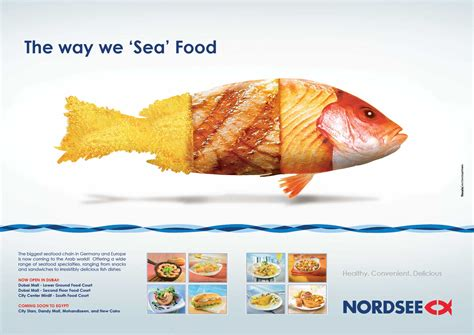 cuisine ad to 39 sea 39 food decapitated the use of modern