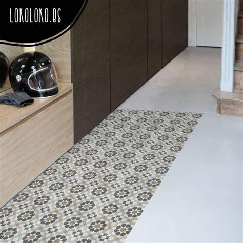 printed ceramic vinyl  floorslokoloko