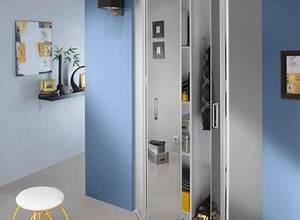 Porte Placard Pliante : porte accordeon pour placard ~ Farleysfitness.com Idées de Décoration