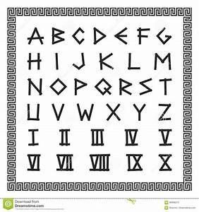 Griechischer alphabet
