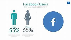 facebook powerpoint template download 9 facebook With facebook powerpoint template free download