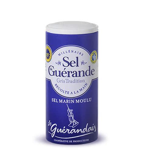 produits artisanaux le gu 233 randais le sel marin moulu