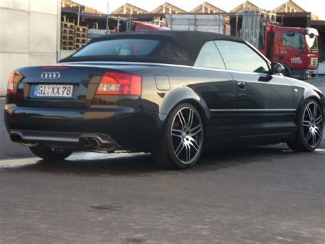 Audi A4 Cabriolet 24 Pictures Photos Information Of
