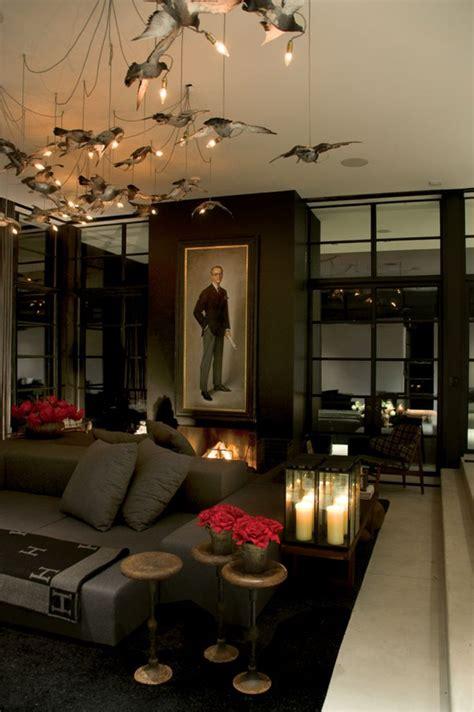 sag harbor house  pt interiors gothic living rooms