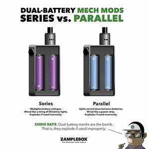 Wiring Diagram Series Parallel Mod Vape