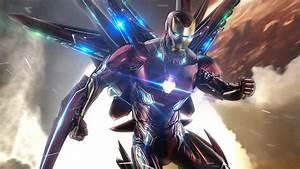 Iron, Man, Endgame, Wallpapers