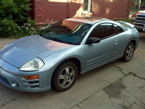 2003 Mitsubishi Eclipse by 2003 Mitsubishi Eclipse Photos Informations Articles