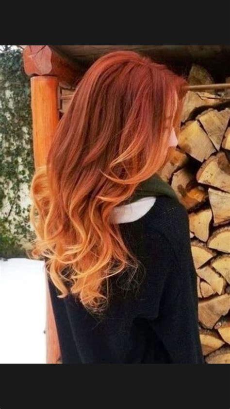 Best 25 Warm Red Hair Ideas On Pinterest