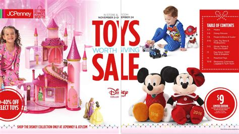 5 Leaked Black Friday Ads Reveal Upcoming Sales On Disney