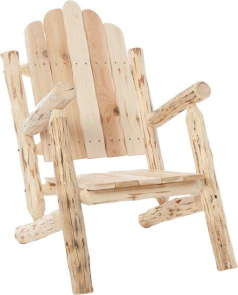 diy log furniture kits sillas muebles  madera
