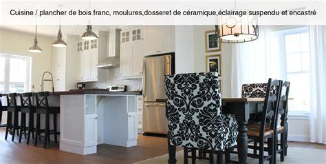 moulure cuisine plancher cuisine bois planchers de bois franc preverco