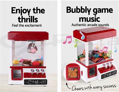Claw Candy Play Machine Toys Toy Grabber