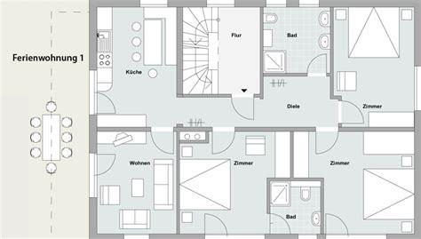 Haus 100 Qm Grundriss by Grundriss Wohnung 4 Zimmer 100qm Ostseesuche