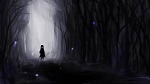 Alone In The Dark Forest Wallpaper | Wallpaper Studio 10 ...