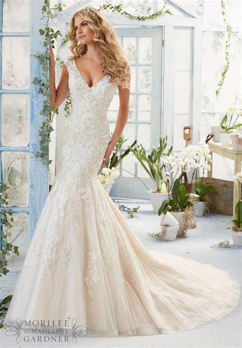 Dress Mori Lee Bridal Spring 2016 Collection 2816