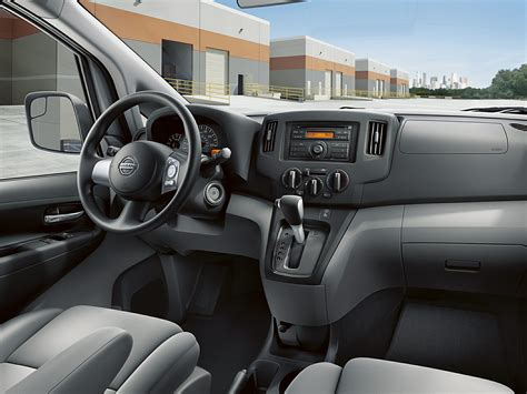2015 Nissan Nv200 Price Photos Reviews Features