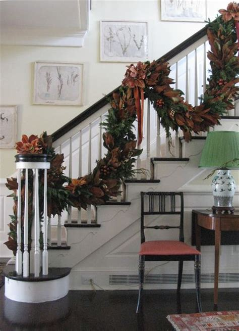 Garland For Banister by S Inspiration Decoration For Your