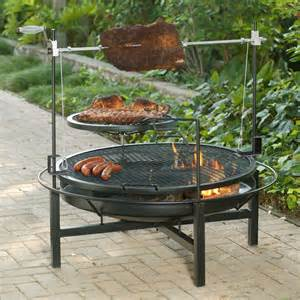 Outdoor Fire Pit Grates