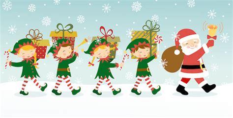 ho ho  santas workshop manages christmas