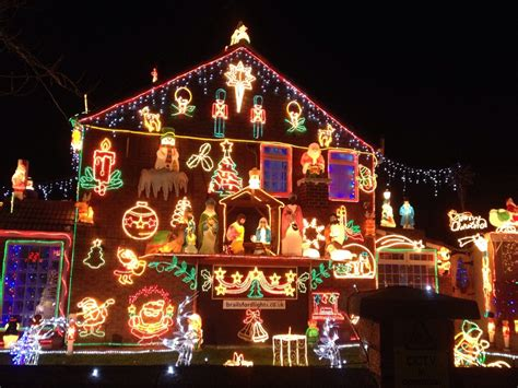 bristol christmas lights brailsford lights house bristol of course the
