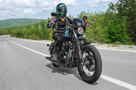 Davidson Iron 1200 Image by 2018 Harley Davidson Iron 1200 Review Test Ride Autocar