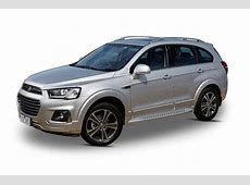 2018 Holden Captiva Active 5 Seater, 24L 4cyl Petrol