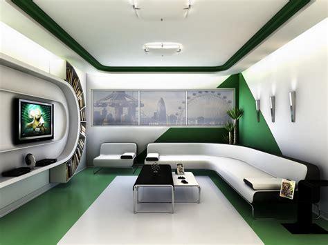 Futuristic Living Room Design Awesomedesigninterior