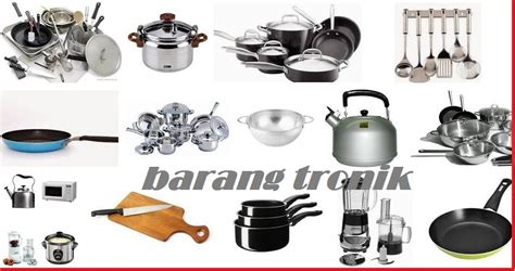 daftar kisaran harga peralatan dapur terbaru 2019 barang tronik