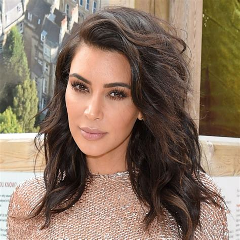 Kim Kardashian Ponders The Word Famous Why