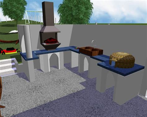 construire une cuisine d ete atlub