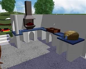 Cuisine D Ete : 31 projet terrasse cuisine d 39 t 41 messages ~ Melissatoandfro.com Idées de Décoration