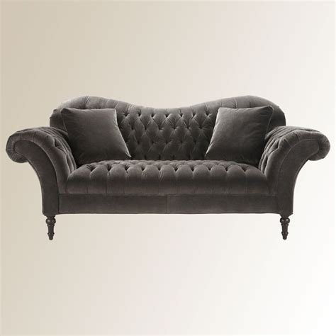 Tufted Apartment Sofa by Must This Club Sofa Club Apartment Sofa Arhaus