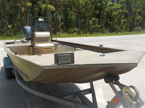 Used G3 Aluminum Fishing Boats by 2009 G3 1756 Aluminum 17 Foot 2009 G 3 Boat In Deland Fl