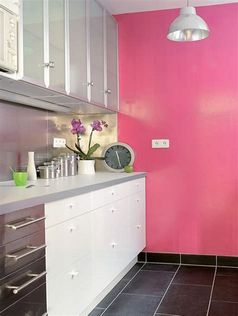 et decoration cuisine 6 pink kitchens out of 39 s house
