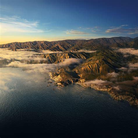 Big sur gradient swoosh by @ongliong11. macOS Big Sur Stock Wallpaper 2500x2500 - 05