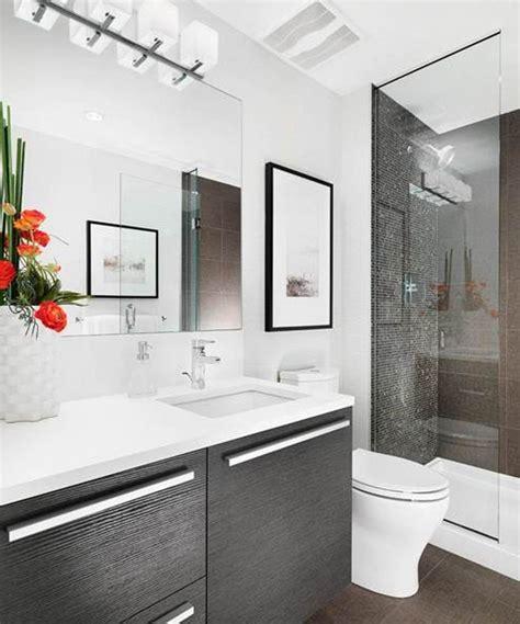 ideas for modern bathrooms modern small bathroom dgmagnets com