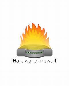 Firewall  Firewall Symbol